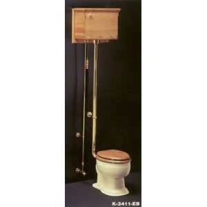 Kohler K 3410 Vintage Toilet Parts